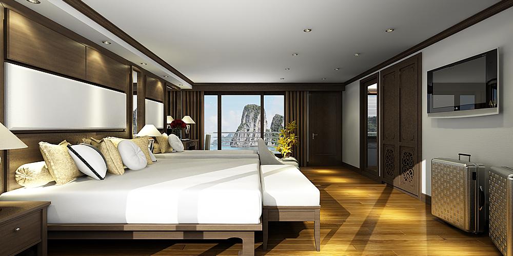 Alisa Premier Cruise- Senior Suite Cabin