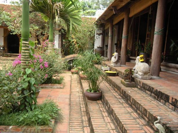 Duong Lam Village In Hanoi