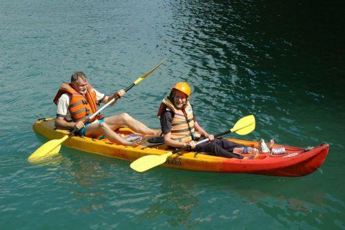 Jasmine Cruise-Kayaking On Halong Bay