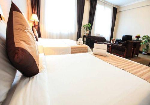 Suite-Starcity Suoi Mo Hotel