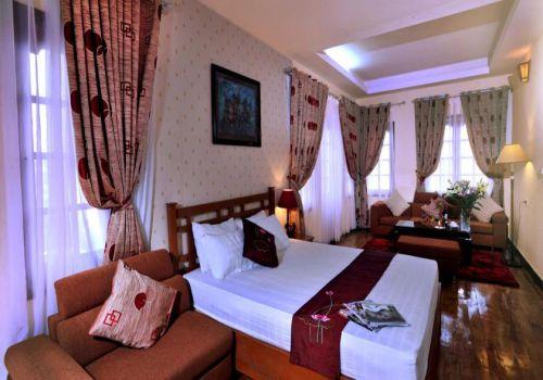 Deluxe Double Room-Sapa Eden Hotel