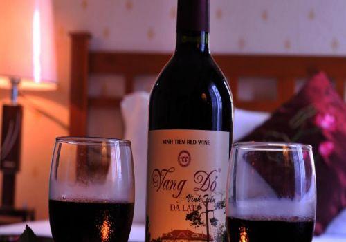 Wine-Sapa Eden Hotel