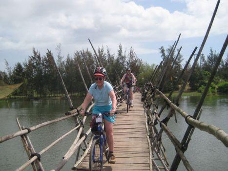 Mekong Biking Tour-Best Selling 3 Days Tour
