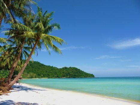 Bai Sao In Phu Quoc Island