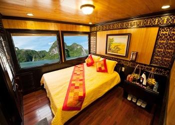 deluxe double cabin
